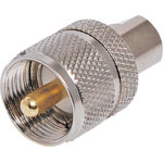 P0450 FME Male to PL259 Male Adapter