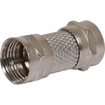 P0471 Male to Male F type connector Joiner
