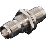 P0496 Back To Back Chassis Socket Female TNC