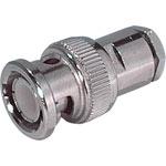 P0514 Solder On RG58 Line Plug Male BNC