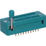 P0592 20 Pin ZIF Socket