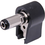 P0630 2.1mm DC Power Right Angle Line Plug (9.5mm)