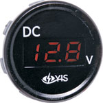 P0672 Volt Meter LED Digital