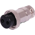 P0948 2 Pin Female Line Microphone Connector