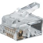 P1414A 6P4C RJ14 Modular Plug (Suit Stranded Cable)