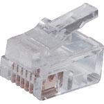 P1415A 6P6C RJ12 Modular Plug (Suit Stranded Cable)