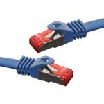 P1637A Blue 10m Cat6a SSTP Ethernet Patch Cable