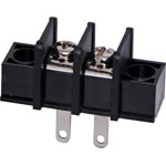 P2072A 2 Way Barrier Terminal Block