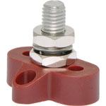 P2182 Single Red M10 Power Distribution Post