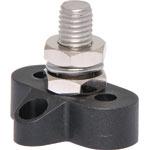 P2183 Single Black M10 Power Distribution Post