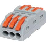 P2246 3 x 3 Way Joiner Splicing Terminal Block