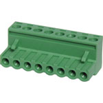 P2518 8 Way 5.08mm Pluggable Terminal Plug