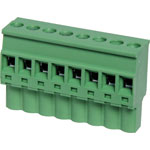 P2618 8 Way 5.08mm Vert. Pluggable Terminal Plug