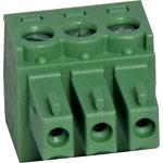 P2653 3 Way 3.81mm Pluggable Terminal Plug