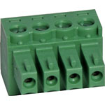 P2654 4 Way 3.81mm Pluggable Terminal Plug