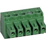P2655 5 Way 3.81mm Pluggable Terminal Plug