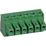 P2656 6 Way 3.81mm Pluggable Terminal Plug