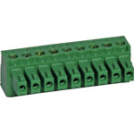 P2659 9 Way 3.81mm Pluggable Terminal Plug
