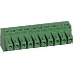 P2660 10 Way 3.81mm Pluggable Terminal Plug