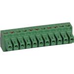 P2661 11 Way 3.81mm Pluggable Terminal Plug