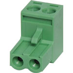 P2512 2 Way 5.08mm Pluggable Terminal Plug