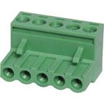 P2515 5 Way 5.08mm Pluggable Terminal Plug