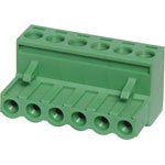 P2516 6 Way 5.08mm Pluggable Terminal Plug