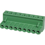 P2819 9 Way 5mm Pluggable Terminal Plug