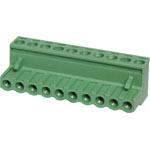 P2820 10 Way 5mm Pluggable Terminal Plug