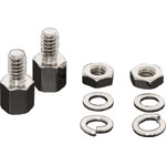 P3307 D Connector Spacer 5mm 100 Set