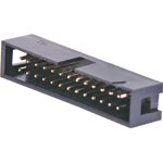 P5026 26 Pin Vertical PCB Mount Boxed Header
