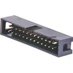 P5026 26 Pin Vertical PCB Mount Boxed Header