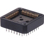 P5552 52 Pin PLCC Socket