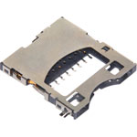 P5720 Surface Mount SD Memory Card Socket