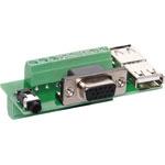P6856 VGA/Audio/USB Screw Connection Wallplate PCB