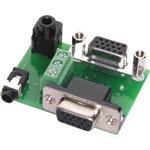P6860 VGA Vertical Plug Connection Wallplate PCB