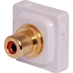 P6990 Red RCA to F HPM Clip-In Mechanism