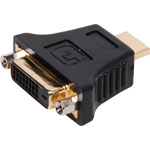 P7355 HDMI Plug to DVI-D Socket Adapter