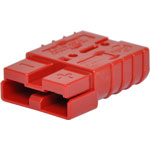 P7836A 50A 600V SB50 High Current DC Anderson Power Plug Red