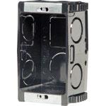 P8052 Mains Wallbox Single Gang