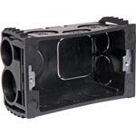 P8052A Mains Wallbox Single Gang