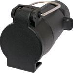 P8087 Large 7 Pin Round Trailer Socket