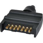 P8092 7 Pin Flat Trailer Plug