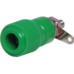 P9237 Green Plastic Binding Post