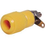 P9241 Yellow Plastic Binding Post