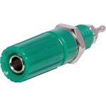 P9250 Green Captive Head Binding Post