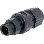 P9346 6 Pin 2A Locking Male Line IP67 Waterproof Plug