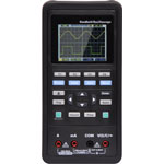 Q0102 40MHz LCD Handheld Oscilloscope Digital Multimeter