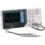 Q0203A 100MHz LCD Digital Storage Oscilloscope & Waveform Generator
