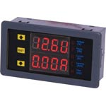 Q0590 Panel Mount Multifunction Digital Volt Meter